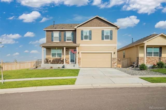 1286 Alta Street, Lochbuie, CO 80603 (#8666664) :: Symbio Denver