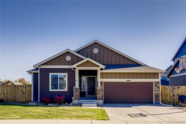 6808 Ponderosa Street, Frederick, CO 80530 (MLS #8666684) :: Kittle Real Estate