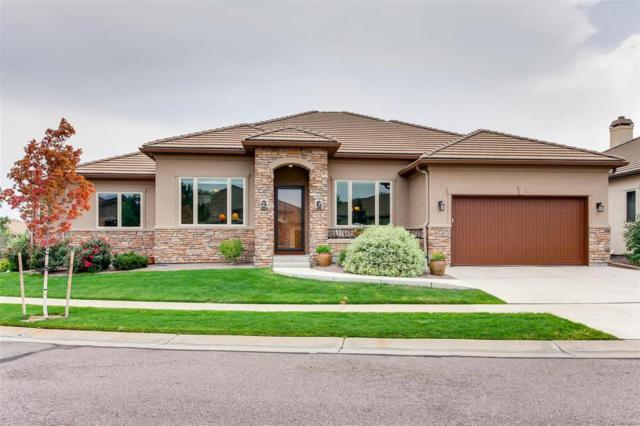 5081 S Allison Way, Littleton, CO 80123 (#8666817) :: The Peak Properties Group