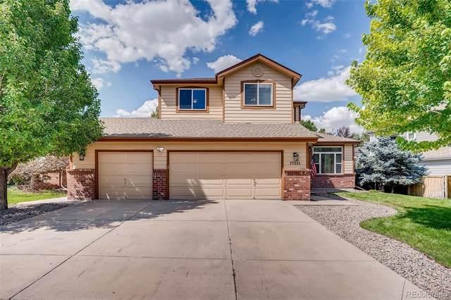 17211 Cornerstone Drive, Parker, CO 80134 (#8666949) :: Wisdom Real Estate