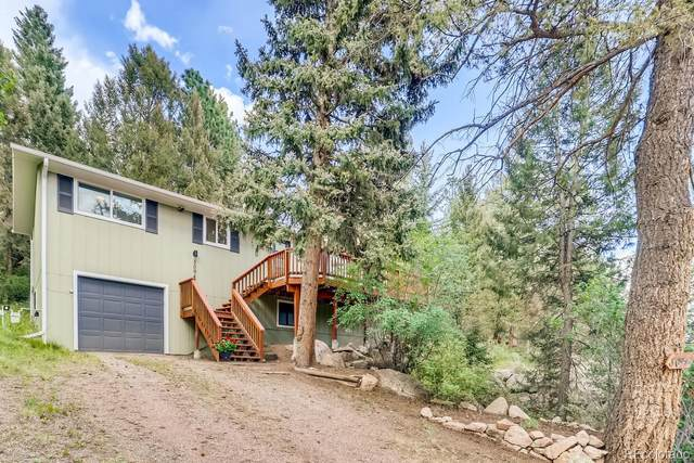 30947 Witteman Road, Conifer, CO 80433 (#8667457) :: HomeSmart Realty Group