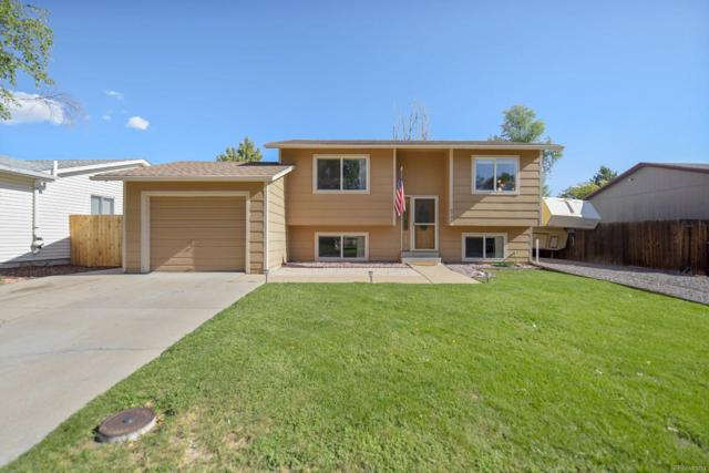 8795 W 86th Drive, Arvada, CO 80005 (MLS #8667535) :: 8z Real Estate