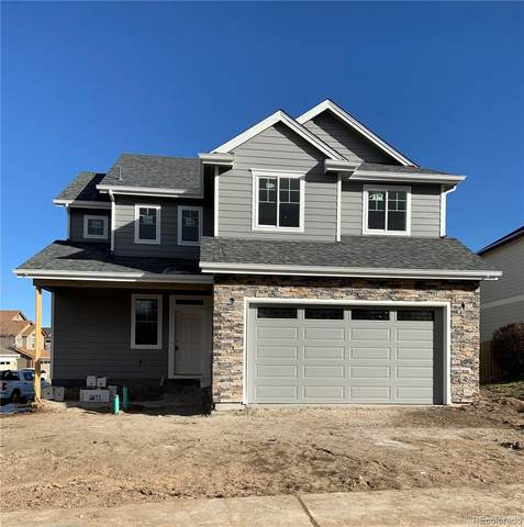 10812 Miliken Street, Parker, CO 80134 (#8667539) :: Stephanie Fryncko | Keller Williams Integrity