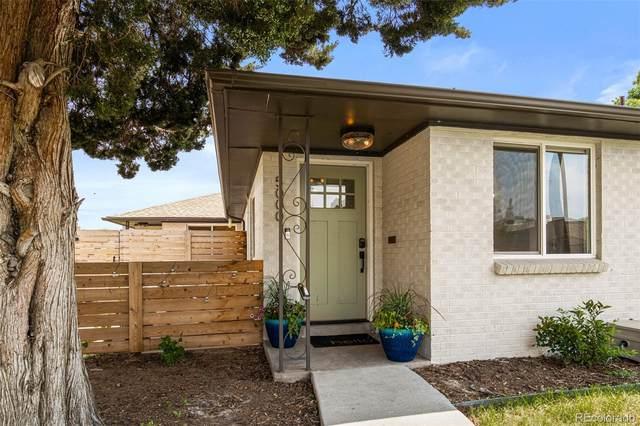 5000 E 33rd Avenue, Denver, CO 80207 (MLS #8667834) :: Bliss Realty Group
