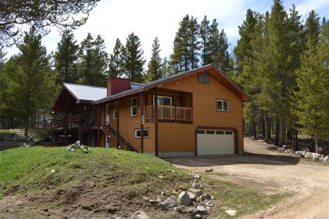 264 Deer Crossing Drive, Leadville, CO 80461 (#8667839) :: Bring Home Denver