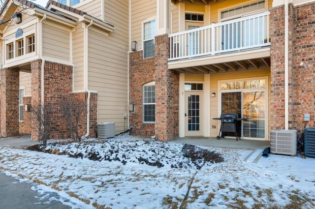 5694 N Gibralter Way #103, Aurora, CO 80019 (#8668076) :: The HomeSmiths Team - Keller Williams