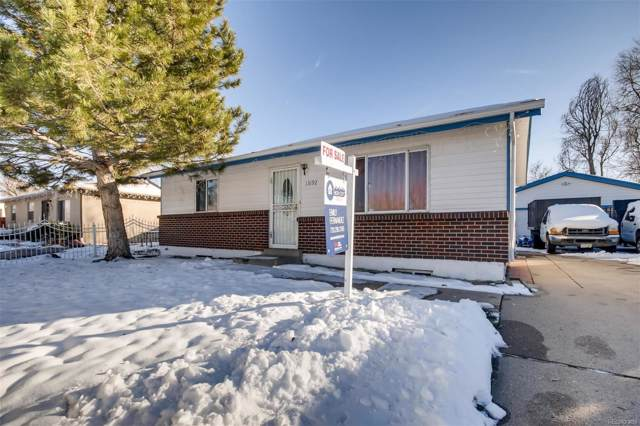 13192 Olmsted Place, Denver, CO 80239 (#8668184) :: The DeGrood Team