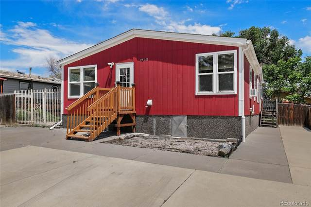 2580 W Wesley Avenue B, Denver, CO 80219 (#8668265) :: The Griffith Home Team