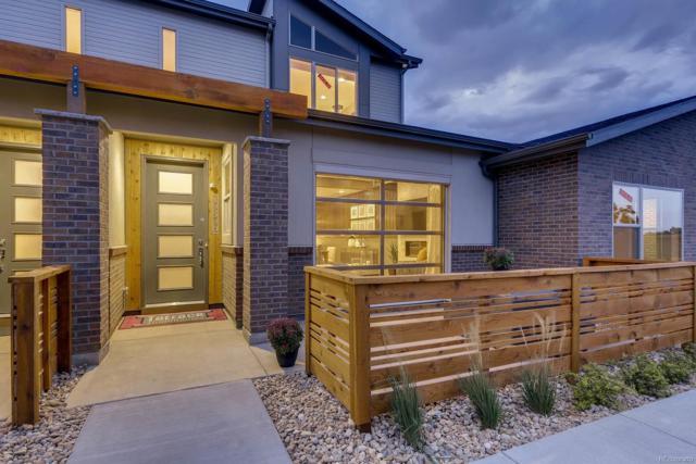 19511 E Sunset Circle #45, Centennial, CO 80228 (#8668555) :: House Hunters Colorado