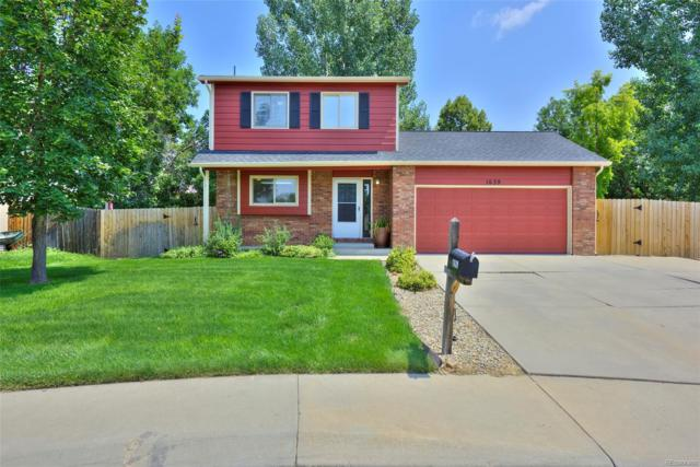 1639 Foster Drive, Longmont, CO 80501 (#8668685) :: The Healey Group