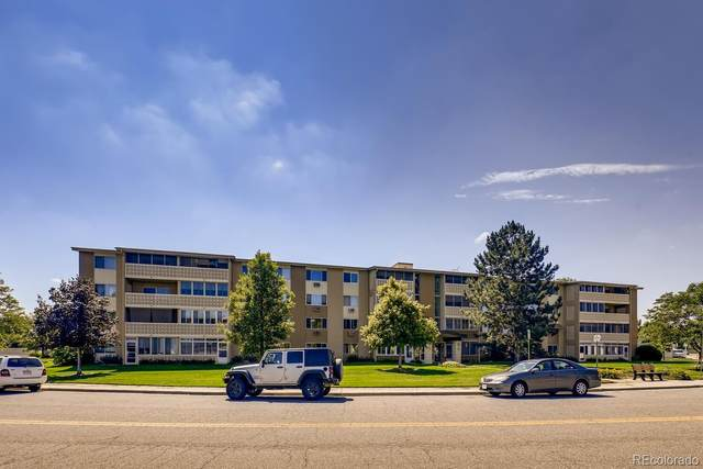 9150 E Center Avenue 9A, Denver, CO 80247 (#8668799) :: Venterra Real Estate LLC