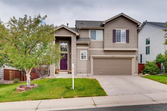 725 Poppy Place, Highlands Ranch, CO 80129 (#8669000) :: The Peak Properties Group