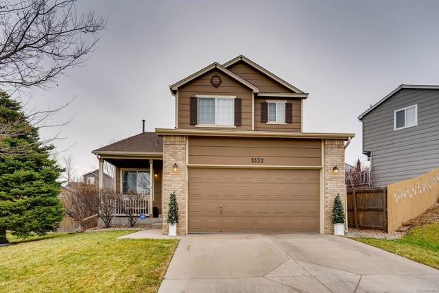 5532 S Valdai Way, Aurora, CO 80015 (#8669229) :: The Dixon Group