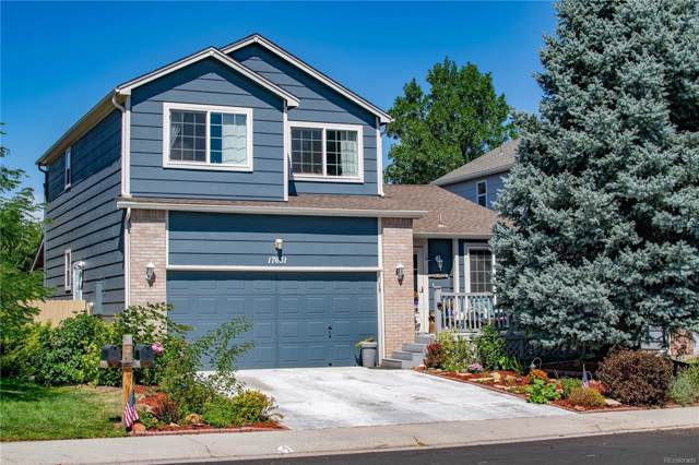 17631 Hoyt Place, Parker, CO 80134 (#8669320) :: The DeGrood Team