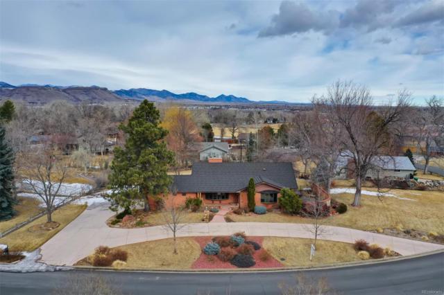 13410 Braun Road, Golden, CO 80401 (#8669397) :: Real Estate Professionals