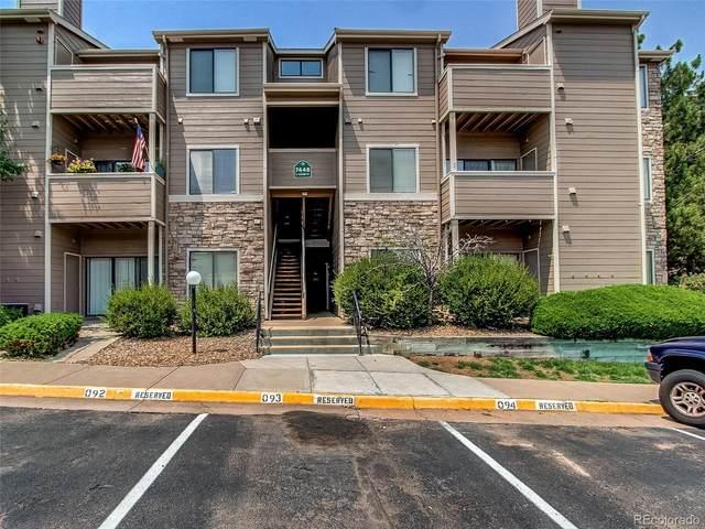 7448 S Alkire Street E #303, Littleton, CO 80127 (#8669590) :: Kimberly Austin Properties