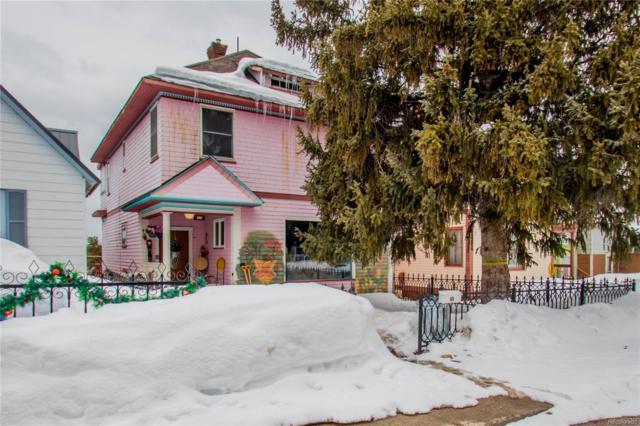 203 W 9th Street, Leadville, CO 80461 (#8669660) :: Compass Colorado Realty