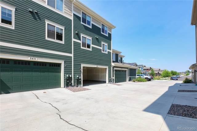 543 Brennan Circle, Erie, CO 80516 (#8669662) :: Wisdom Real Estate
