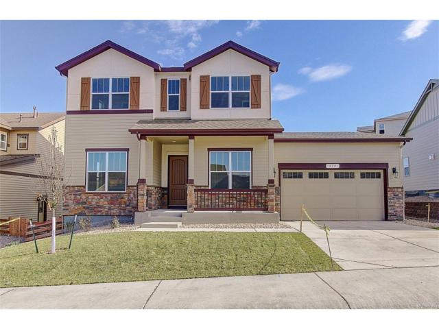 443 Sage Grouse Circle, Castle Rock, CO 80109 (#8669683) :: Colorado Team Real Estate