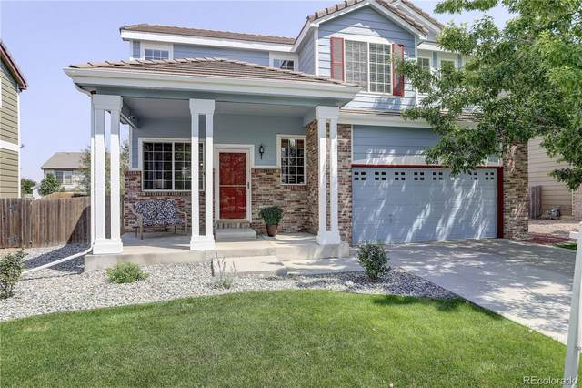 9626 Kalispell Street, Commerce City, CO 80022 (#8669716) :: Compass Colorado Realty