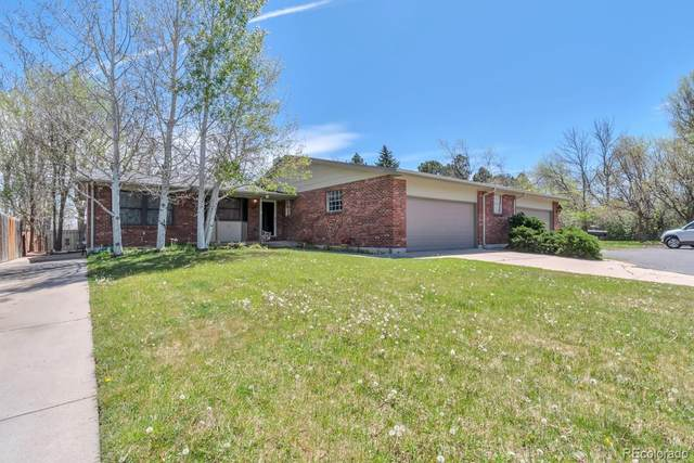 974 Xenophon Court, Golden, CO 80401 (#8670052) :: The Peak Properties Group