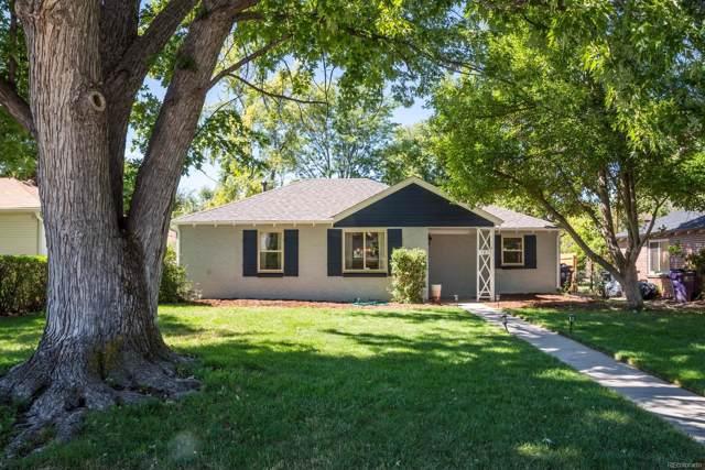 1071 Leyden Street, Denver, CO 80220 (MLS #8670133) :: 8z Real Estate