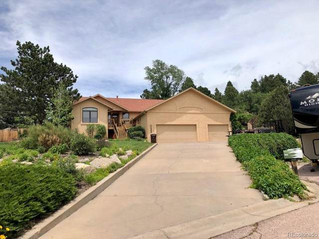 4404 Greenstone Circle, Colorado Springs, CO 80915 (MLS #8670316) :: 8z Real Estate