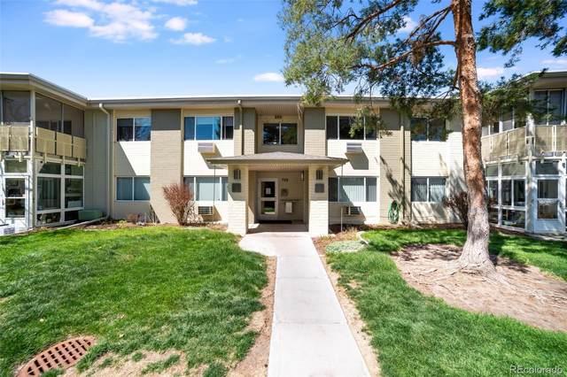 725 S Clinton Street 8B, Denver, CO 80247 (#8670345) :: The Scott Futa Home Team