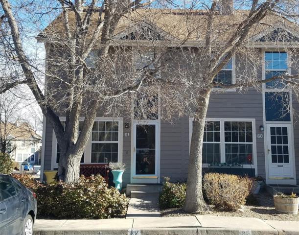 11542 Community Center Drive #61, Northglenn, CO 80233 (MLS #8670354) :: 8z Real Estate