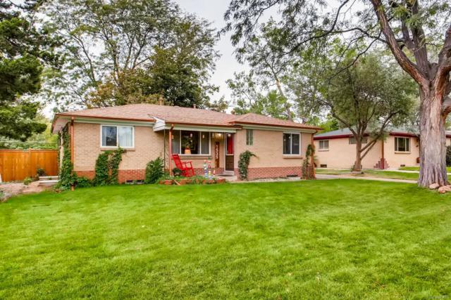 1535 S Clermont Street, Denver, CO 80222 (MLS #8670731) :: 8z Real Estate