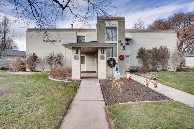 655 S Clinton Street 7A, Denver, CO 80247 (#8670755) :: True Performance Real Estate