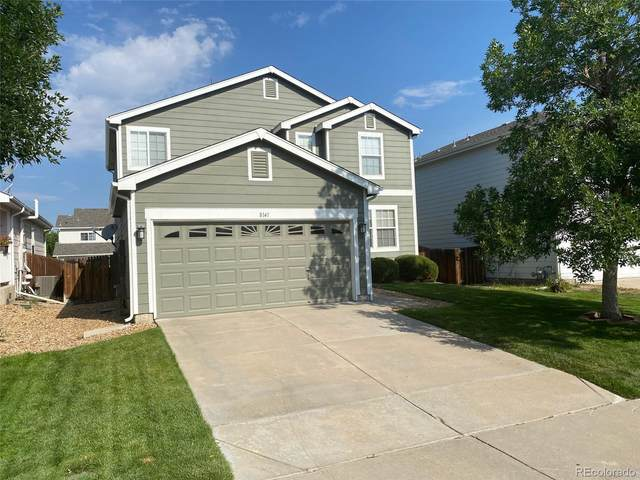 8141 S Mobile Way, Englewood, CO 80112 (MLS #8670903) :: Bliss Realty Group