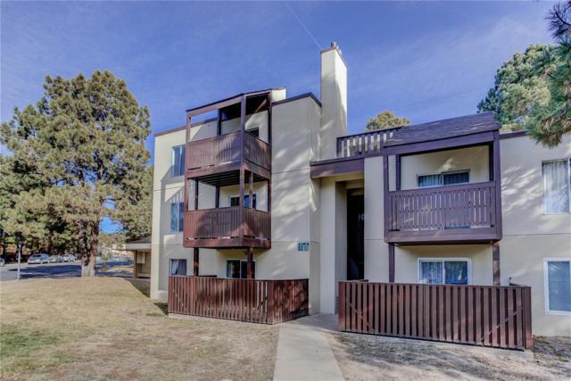 9700 E Iliff Avenue A11, Denver, CO 80231 (#8671271) :: The Griffith Home Team