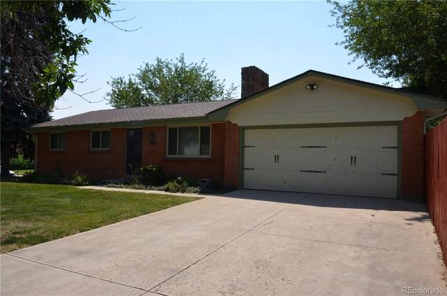 10220 W 25th Avenue, Lakewood, CO 80215 (MLS #8671341) :: 8z Real Estate