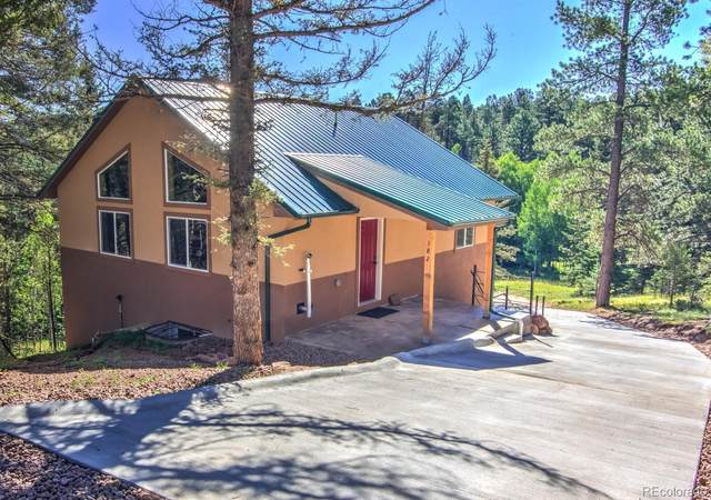 182 Junction Circle, Florissant, CO 80816 (#8671890) :: The Margolis Team