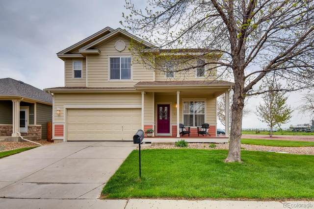 5111 Mt Buchanan Avenue, Frederick, CO 80504 (MLS #8672521) :: 8z Real Estate