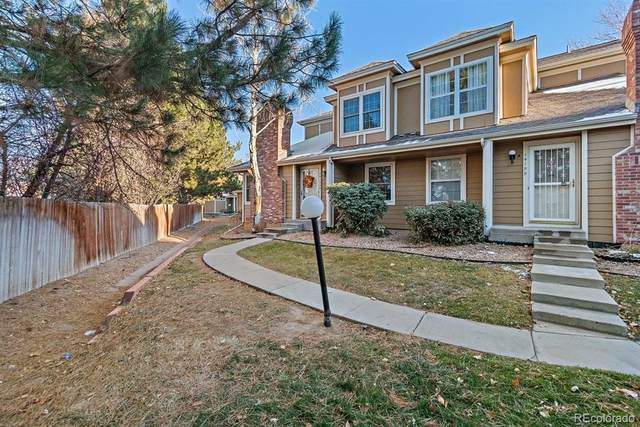 14199 E Dickinson Drive B, Aurora, CO 80014 (MLS #8672538) :: 8z Real Estate