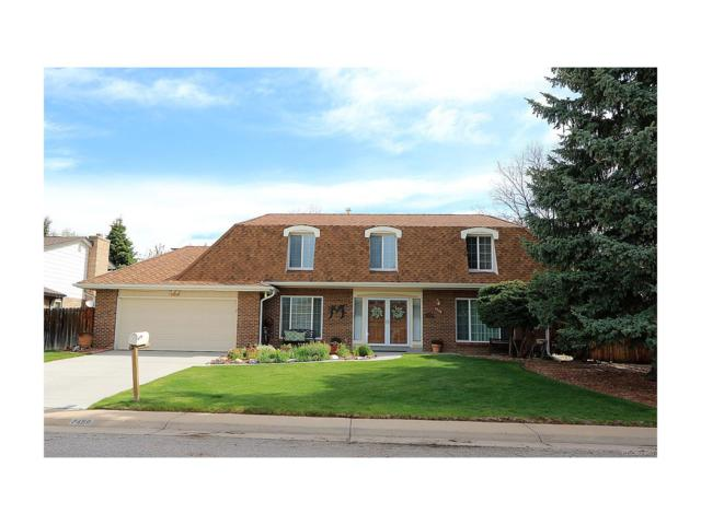 7458 S Depew Street, Littleton, CO 80128 (MLS #8672725) :: 8z Real Estate