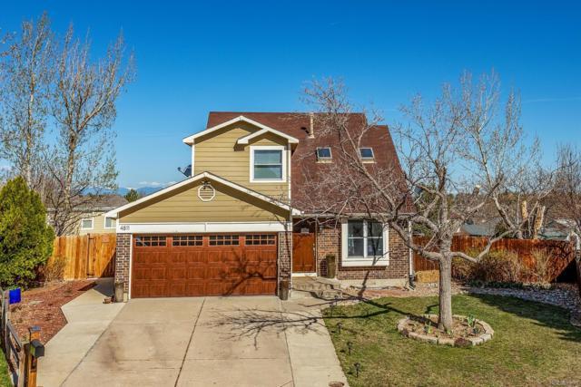 4811 S Dunkirk Way, Centennial, CO 80015 (#8672865) :: House Hunters Colorado