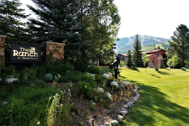 1680 Ranch Road #208, Steamboat Springs, CO 80487 (#8673147) :: The Dixon Group