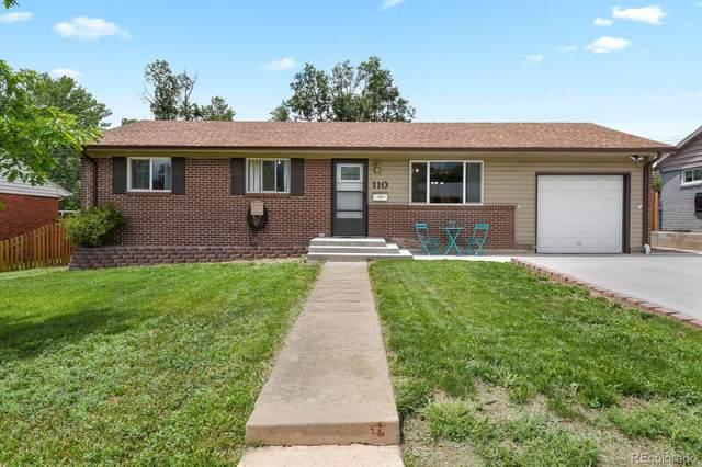 110 N Garo Avenue, Colorado Springs, CO 80909 (#8673376) :: Wisdom Real Estate