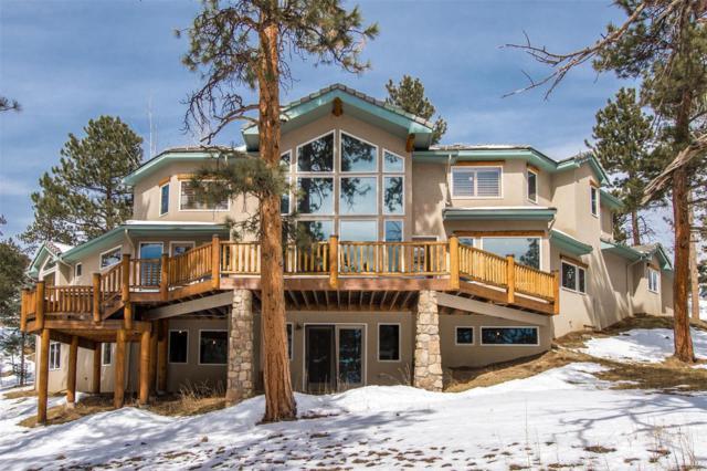 25784 Bristlecone Court, Golden, CO 80401 (#8673384) :: Compass Colorado Realty
