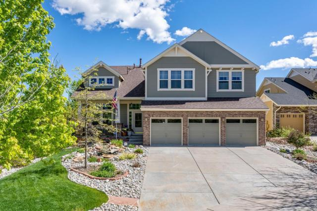 25083 E Roxbury Place, Aurora, CO 80016 (#8673468) :: House Hunters Colorado