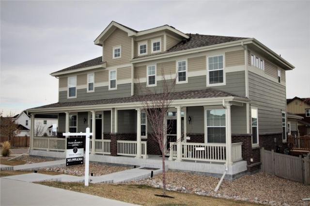 4378 N Meadows Drive, Castle Rock, CO 80109 (MLS #8674327) :: 8z Real Estate