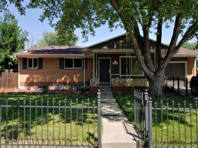 7624 Wyandot Street, Denver, CO 80221 (#8674392) :: The Tamborra Team