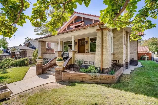 4195 Green Court, Denver, CO 80211 (MLS #8674411) :: 8z Real Estate