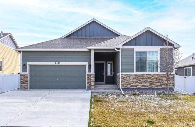 7590 Back Stretch Drive, Wellington, CO 80549 (#8674560) :: The Dixon Group