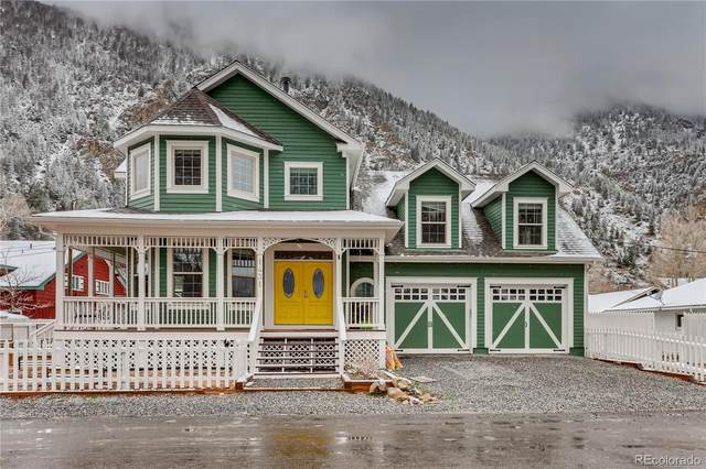 1431 Marion Street, Georgetown, CO 80444 (#8674702) :: The Dixon Group