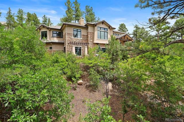 224 Hidden Valley Lane, Castle Rock, CO 80108 (#8674776) :: Kimberly Austin Properties