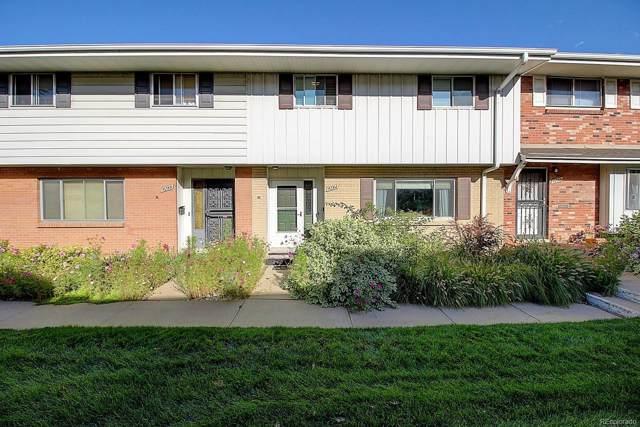 9284 E Nassau Avenue, Denver, CO 80237 (#8674963) :: 5281 Exclusive Homes Realty